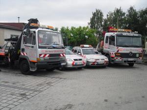 Fahrzeuge ASZ Pannenhilfe Unfallbergung