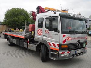 Abschleppdienst PKW LKW und Transporter